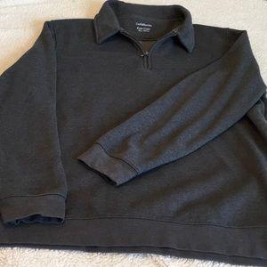 Men's very soft sweatshirt/pullover